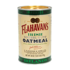 FLAHAVAN'S IRISH OATMEL 28 OZ TIN