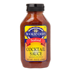 BOOKBINDER'S COCKTAIL SAUCE 10.5 OZ BOTTLE