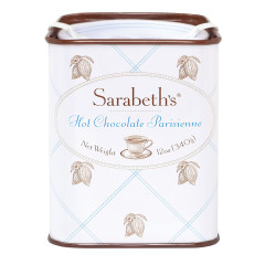 SARABETH'S HOT CHOCOLATE 12 OZ TIN