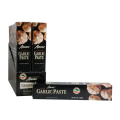 AMORE GARLIC PASTE 3.15 OZ TUBE