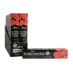 AMORE SUN DRIED TOMATO PASTE 2.8 OZ TUBE