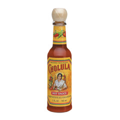 CHOLULA HOT SAUCE 5 OZ BOTTLE