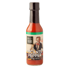 BRUCE JULIAN PICANTE PEPPER SAUCE 5 OZ BOTTLE