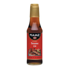 KAME SESAME OIL 7 OZ BOTTLE