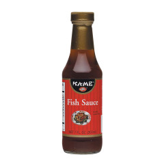 KAME FISH SAUCE 7 OZ BOTTLE