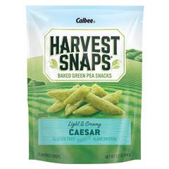 CALBEE HARVEST SNAPS CAESAR SNAPEA CRISPS 3.3 OZ POUCH