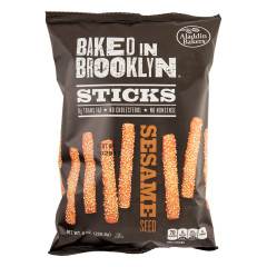 BAKED IN BROOKLYN SESAME STICKS 8 OZ BAG
