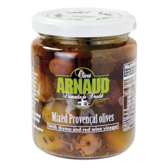 ARNAUD 5 OLIVE MIX 9.2 OZ JAR