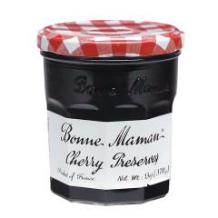 BONNE MAMAN CHERRY PRESERVES 13 OZ JAR