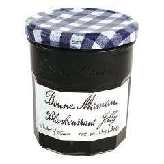 BONNE MAMAN BLACKCURRANT JELLY 13 OZ JAR