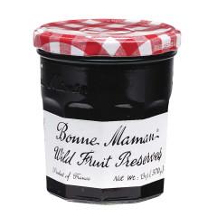 BONNE MAMAN WILD FRUIT PRESERVES 13 OZ JAR