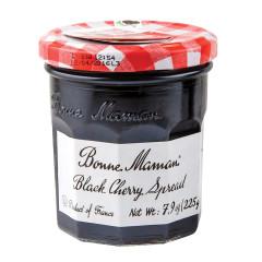 BONNE MAMAN BLACK CHERRY SPREAD 7.9 OZ JAR