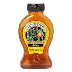 DUTCH GOLD GOLDEN HONEY 16 OZ BOTTLE