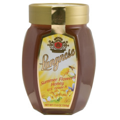 LANGNESE SUMMER FLOWER HONEY 17.6 OZ JAR