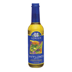 LORIVA SAFFLOWER OIL 12.7 OZ BOTTLE