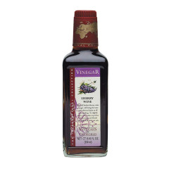 INTERNATIONAL COLLECTION SHERRY VINEGAR 8.45 OZ BOTTLE