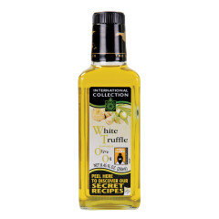 INTERNATIONAL COLLECTION WHITE TRUFFLE OIL 8.45 OZ BOTTLE