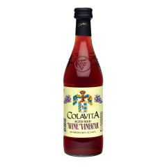 COLAVITA RED WINE VINEGAR 16.9 OZ BOTTLE