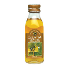 COLAVITA PURE OLIVE OIL 8.45 OZ BOTTLE