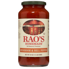 RAO'S GARDEN VEGETABLE SAUCE 24 OZ JAR