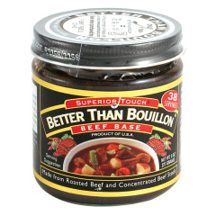 BETTER THAN BOUILLON BEEF 8 OZ JAR