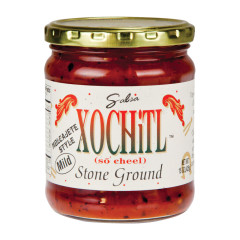 XOCHITL STONE GROUND MILD SALSA 15 OZ JAR