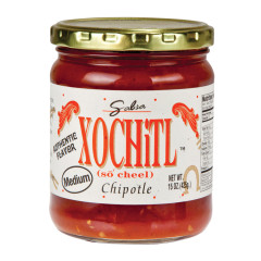 XOCHITL CHIPTOLE MEDIUM SALSA 15 OZ JAR