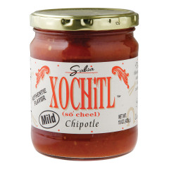XOCHITL CHIPOTLE MILD SALSA 15 OZ JAR