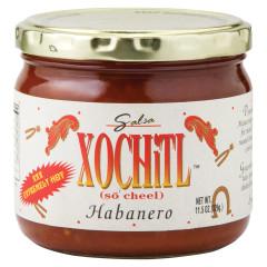 XOCHITL HABANERO SALSA 11.5 OZ JAR