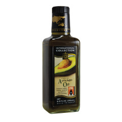 INTERNATIONAL COLLECTION VIRGIN AVOCADO OIL 8.45 OZ BOTTLE