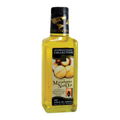INTERNATIONAL COLLECTION MACADAMIA NUT OIL 8.45 OZ BOTTLE