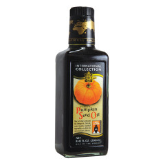 INTERNATIONAL COLLECTION PUMPKIN SEED OIL 8.45 OZ BOTTLE