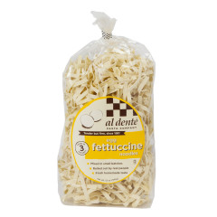 AL DENTE EGG FETTUCCINE PASTA 12 OZ BAG