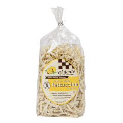 AL DENTE LEMON CHIVE FETTUCCINE PASTA 12 OZ BAG
