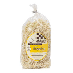 AL DENTE EGG LINGUINIE PASTA 12 OZ BAG