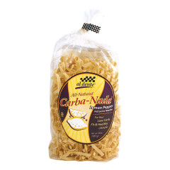 AL DENTE CARBA NADA LEMON PEPPER FETTUCINE PASTA 10 OZ BAG