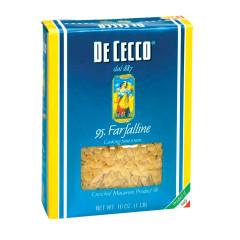 DECECCO FARFALLINE PASTA 16 OZ BOX # 95