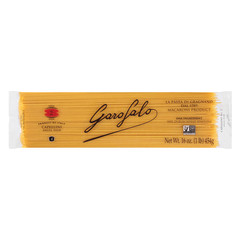 GAROFALO CAPELLINI PASTA 16 OZ BAG