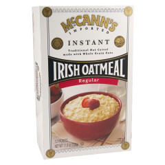 MCCANN'S INSTANT IRISH OATMEAL 11.85 OZ BOX