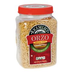 TEXMATI ORIGINAL ORZO PASTA 26.5 OZ JAR