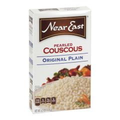 NEAR EAST ORIGINAL PLAIN PEARLED COUSCOUS 6 OZ BOX