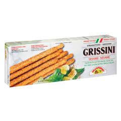 GRANFORNO GRISSINI SESAME BREADSTICKS 4.4 OZ BOX