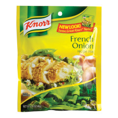 KNORR FRENCH ONION RECIPE MIX 1.4 OZ PACKET