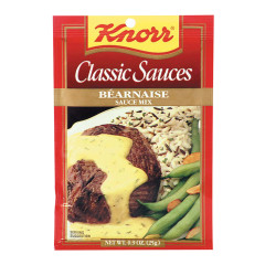 KNORR BEARNAISE SAUCE MIX 0.9 OZ PACKET
