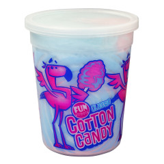 FUN SWEETS COTTON CANDY 2 OZ TUB