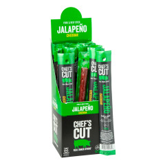CHEF'S CUT JALAPENO CHEDDAR SNACK STICKS 1 OZ