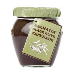 DALMATIA BLACK OLIVE TAPENADE 6.7 OZ JAR
