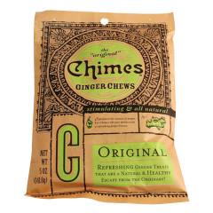 CHIMES ORIGINAL GINGER CHEWS 5 OZ BAG