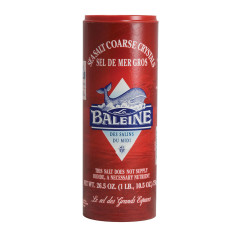 LA BALEINE COARSE SEA SALT 26.5 OZ