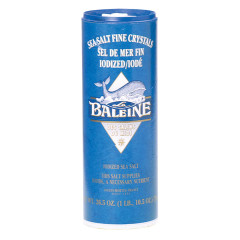 LA BALEINE FINE SEA SALT 26.5 OZ